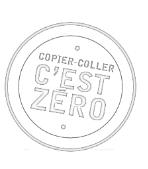Copier-coller c'est zéro boutique protégée
