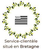 Service-clientèle situé en France en région Bretagne, entreprise française