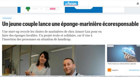 Article Parisien My Planedenn
