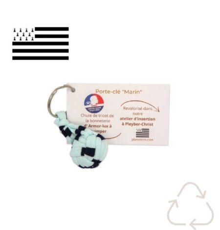 porte-clé marin boule de touline