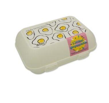 Tarif pro: la boîte d'œuf 0 % bpa réutilisable pour les épiceries vracs